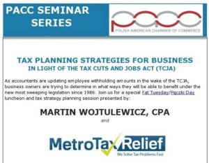 Tax Planning Strategies for Business
